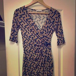 Promod above knee length dress
